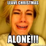 leave christmas alone black friday