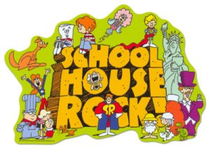 Schoolhouse-Rock 70s tv