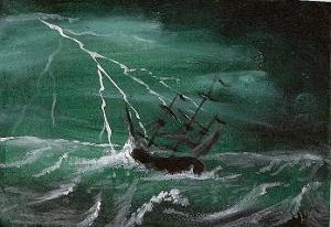 Sea Storm