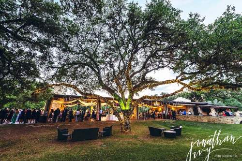 houston oaks country club outdoor reception wedding venues in houston