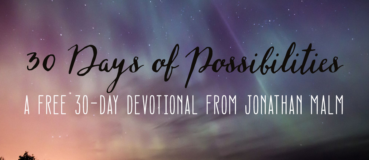 30-days-of-possibilities