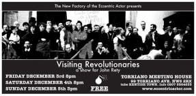 Visiting Revolutionaries