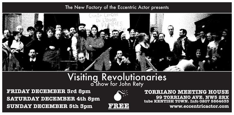 Visiting Revolutionaries