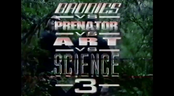 ART VS SCIENCE – TRAILER