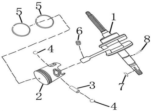 qmb139 Motor diagram