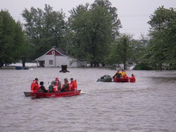Flood Parable