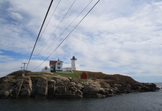York Harbor lighthouse