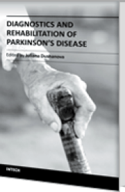 Book cover: Diagnostics and Rehabilitation of Parkinson's Disease