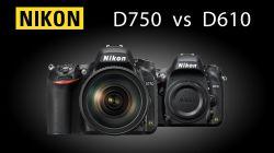 Small Of D610 Vs D750