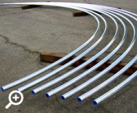 Steel Half Pipe