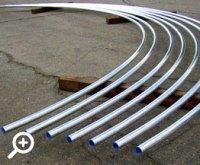 Steel Half Pipe - Acpfoto