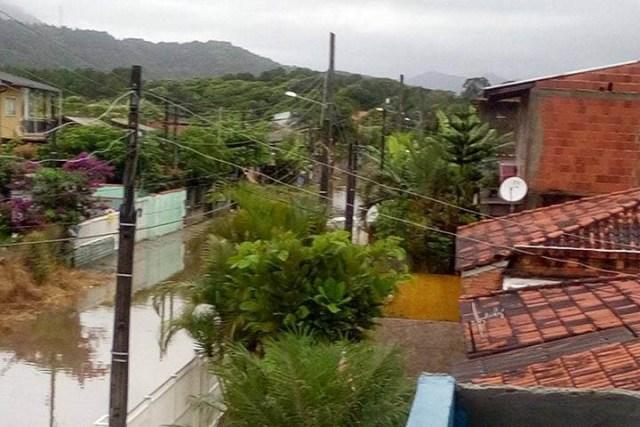 papaquara - alagamento - chuva 7