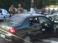 Duplo homicídio é registrado na tarde deste domingo na Vila União