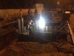 Obras da Casan atingem rede de água e deixam Ingleses sem abastecimento