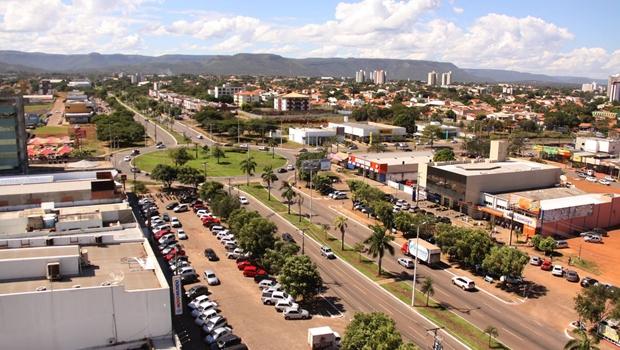 Em Palmas, a questão é saber por que o governo vendeu 157 hectares por R$ 15 mil