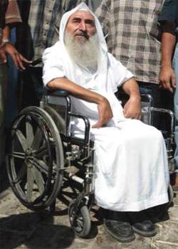 Líder do Hamas, Ahmed Yassin, foi morto por míssil israelense em Gaza / Wikipédia Commons