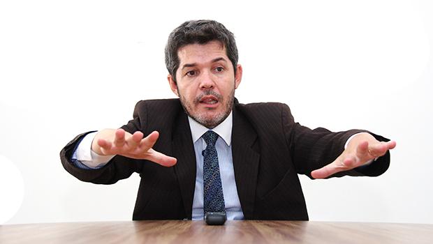 Deputado Delegado Waldir: será que ele vai arriscar disputar a Prefeitura no ano que vem? | Fernando Leite/Jornal Opção
