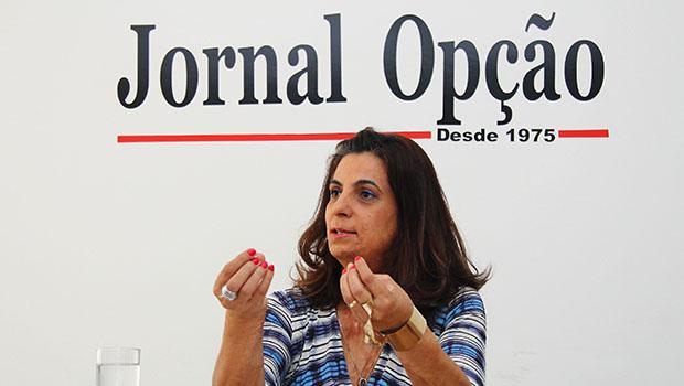 Dra. Cristina critica pesquisas eleitorais e diz que distância entre Vanderlan e Iris é pequena