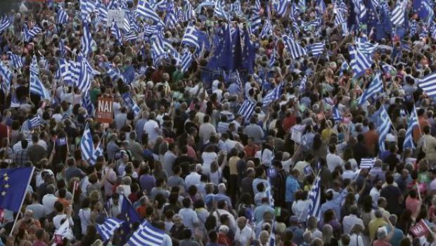 Gregos decidem não aceitar propostas de credores internacionais