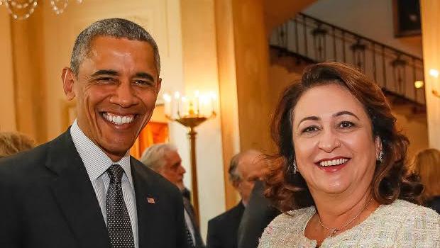 Acordo entre Dilma e Obama fortalece sustentabilidade  da agricultura brasileira, afirma ministra Kátia Abreu