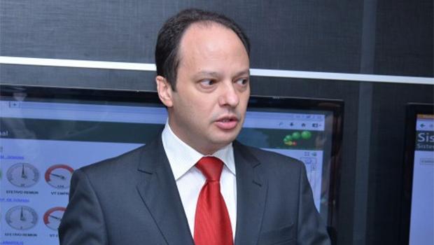 Secretário Joaquim Mesquita esteve em fórum discutindo Segurança Pública | Foto: SSP-GO/Arquivo