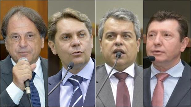 Nenhum deputado estadual do PMDB participou de evento com Eduardo Cunha