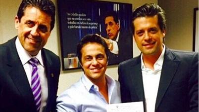 Thammy Miranda vai se filiar ao PP, mesmo partido de Bolsonaro
