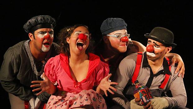 """""""Razões para Sonhar"""", um festival de teatro infantil"""