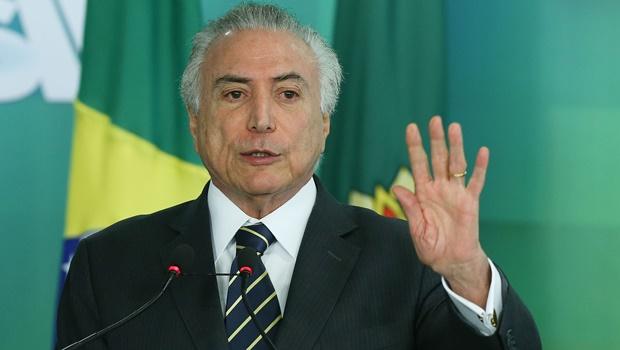 Governo Temer é aprovado por apenas 13% dos brasileiros, diz pesquisa