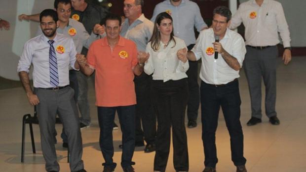 PSD reitera compromisso de levar propostas de Vanderlan para Goiânia
