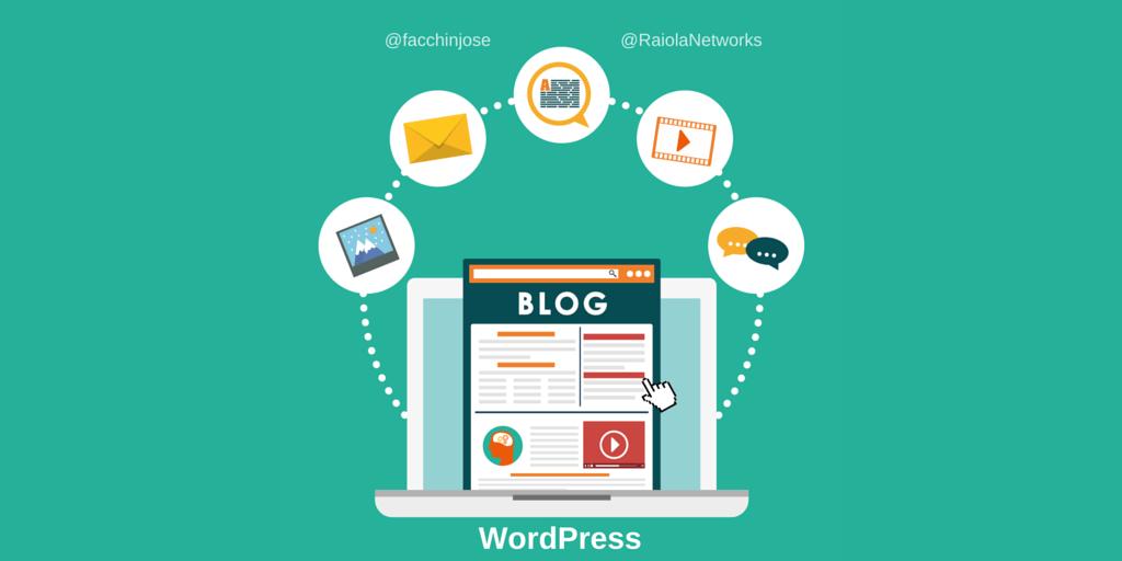 ¿Cómo hacer un blog en #WordPress paso a pasos?