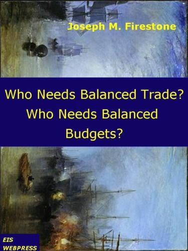 WhoneedsbalancedtradeWhoneedsbalancedbudget