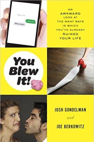 Josh's book!