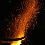Fire & Spark by Gabor Palla - www.freeimages.com