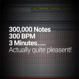 Ableton Live: 300,000 Notes in 3 Minutes