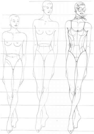Stylization - Fashion Design - Joshua Nava Arts