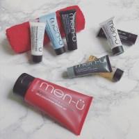 The Essential Grooming Kit from Men-U