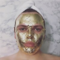 DIY: The $300 24K Gold Facial ... For a Fraction of the Cost