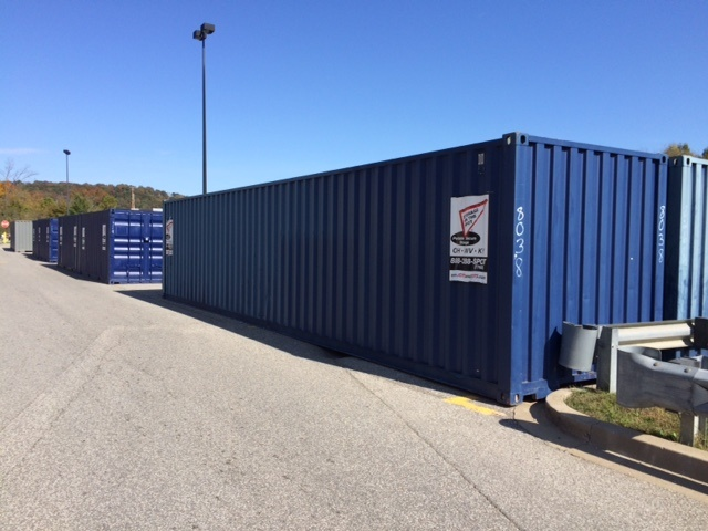 Storage On The Spot Rents Portable Storage Containers For