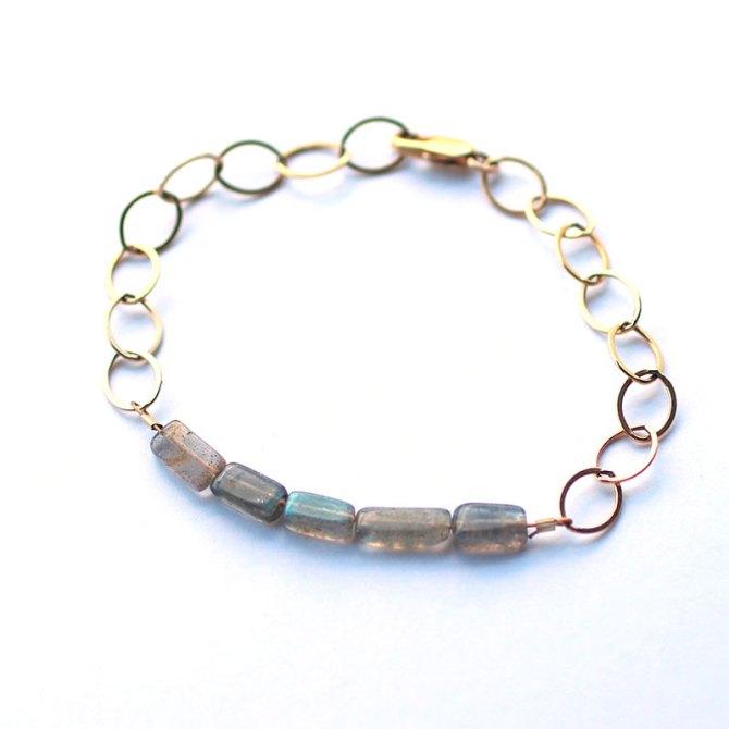 Labradorite-rectangle-bracelet-14k-gold-filled