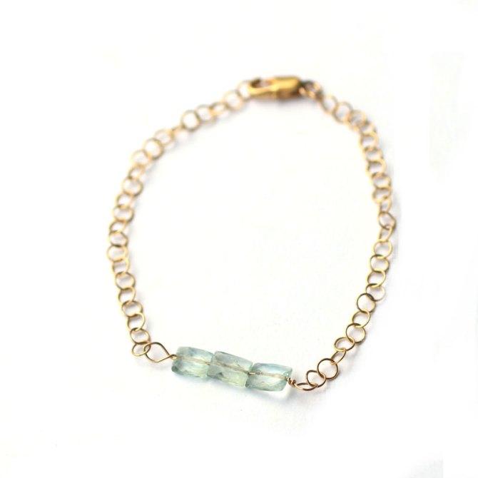 aquamarine-gemstone-bracelet-14k-gold-filled-chain