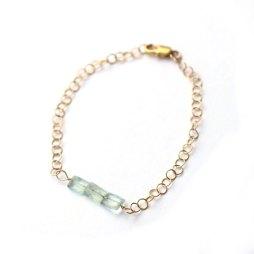 handmade-bracelet-jewelry-14k-gold-filled-chain-aquamarine-gemstones