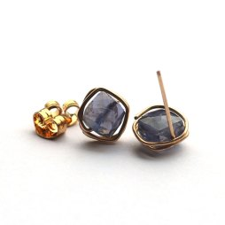 iolite-wire-wrapped-purple-gemstone-studs