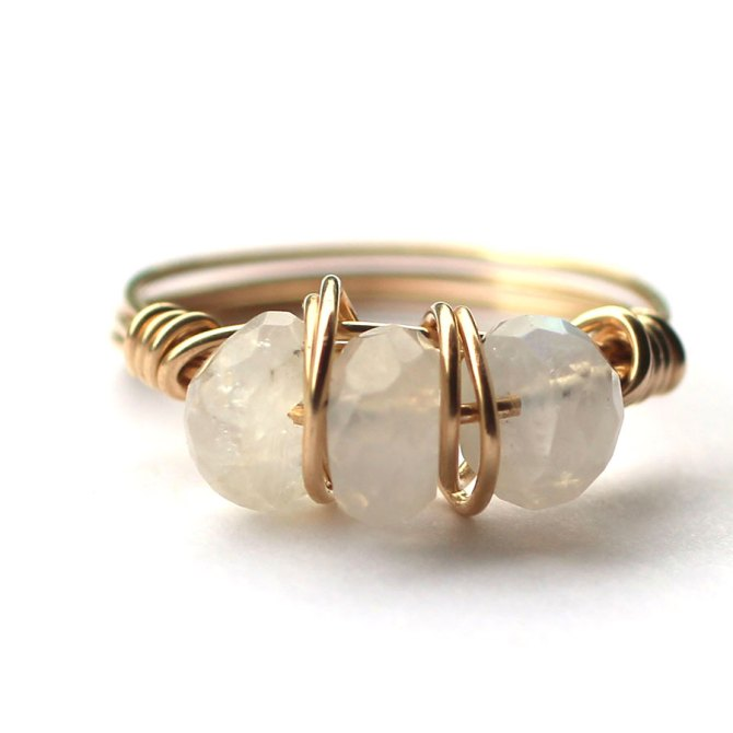 moonstone-wire-wrapped-ring-handmade-jewelry