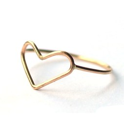 soldered-handmade-open-heart-ring-hand-formed-atlanta-ga-jewelry