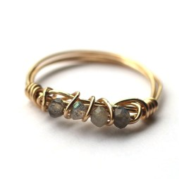 wire-wrap-gemstone-ring-handmade