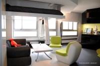 Ouverture lit suspendu plafond Bed UP | Journal du Loft