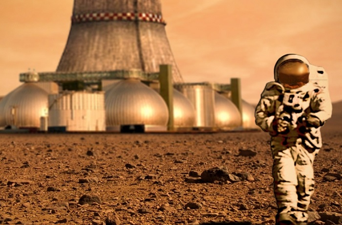 Le grand projet Mars-One 2022