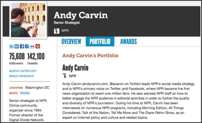 How journalists can use Muck Rack as a portfolio platform Media news