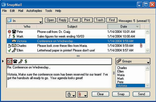 Make Interoffice Messaging Faster And Safer